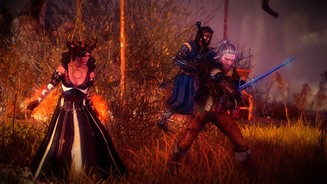 <b>The Witcher 2: Assassins of Kings</b><br/>... und erlebt in The Witcher 2: Assassins of Kings ein hervorragend inszeniertes Abenteuer ...