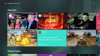 Xbox One - Neues Dashboard