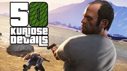 Grand Theft Auto 5 - 50 irrwitzig kuriose Details in GTA 5