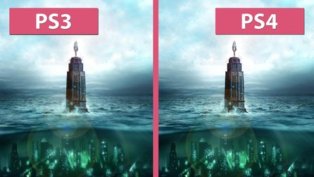 BioShock: The Collection - PS3 Original gegen Remaster im Grafik-Vergleich