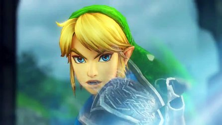 Hyrule Warriors - Launch-Trailer zum Zelda-Prügelspiel