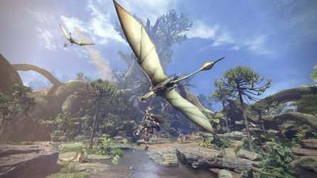 Monster Hunter World - TGS 2017-Trailer bestätigt Release-Termin für PS4 & Xbox One