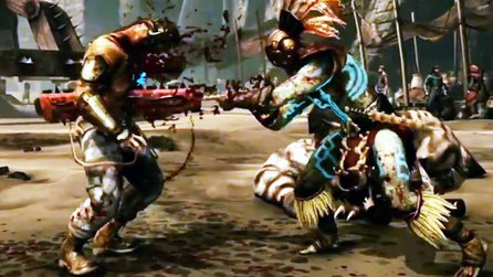 Mortal Kombat X - Brutality-Trailer zeigt derbe Finisher