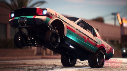 Need for Speed: Payback - Story-Trailer stellt die (Anti-)Helden vor