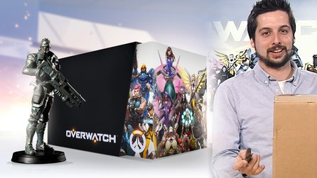 Overwatch Boxenstopp - Unboxing der Collector's Edition