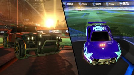 Rocket League - Crossplay-Party-Feature soll 2018 kommen