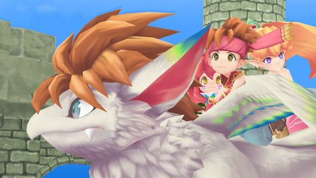 Secret of Mana - Hier sind 13 Minuten Gameplay-Material aus dem PS4-Remake