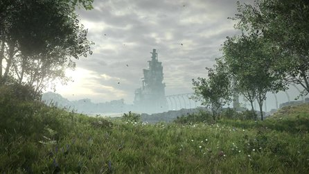 Shadow of the Colossus - E3 2017-Trailer enthüllt PS4-Remake des Action-Adventures