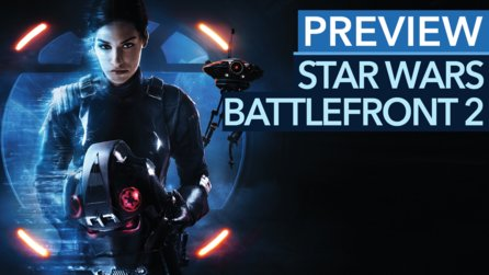 Star Wars: Battlefront 2 - Kampagnen-Previewvideo: Kinoreifer Sternenkrieg