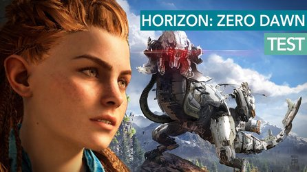 Horizon: Zero Dawn - Test-Video zum Open-World-Hit für PS4