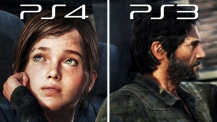 The Last of Us Remastered - Grafik-Vergleich: PlayStation 4 gegen PlayStation 3