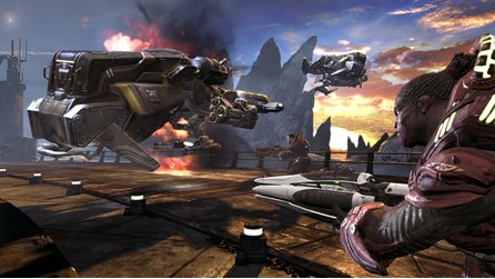 Unreal Tournament 3 - PS3-Version noch dieses Jahr?