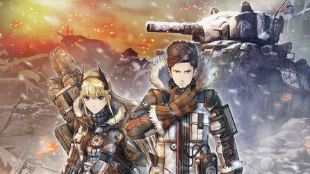 Valkyria Chronicles 4 - Ankündigungs-Trailer zum Taktikrollenspiel für PS4, Xbox One & Switch