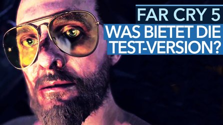 Was bietet Far Cry 5? - Video-Bericht zur Testversion