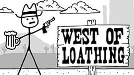 West of Loathing - Switch-Version des humorvollen Rollenspiels angekündigt