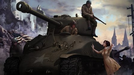 World of Tanks - Vorschau-Video zum Panzer-MMO