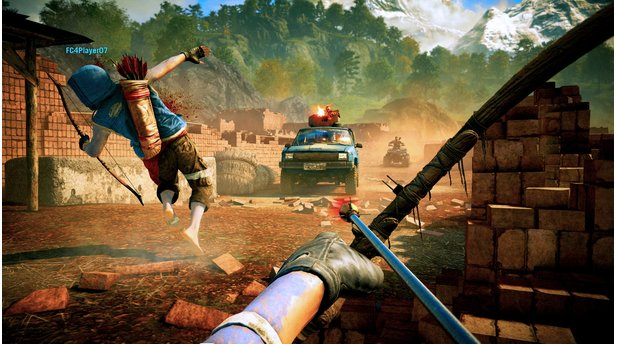 Far Cry 4 - Bilder aus Battles of Kyrat