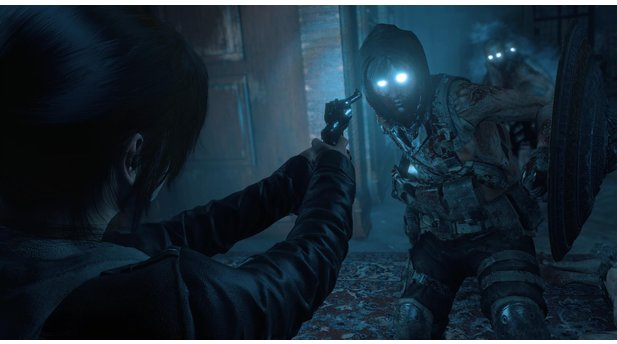 <b>Rise of the Tomb Raider</b><br>Screenshots aus dem DLC »Lara's Nightmares«