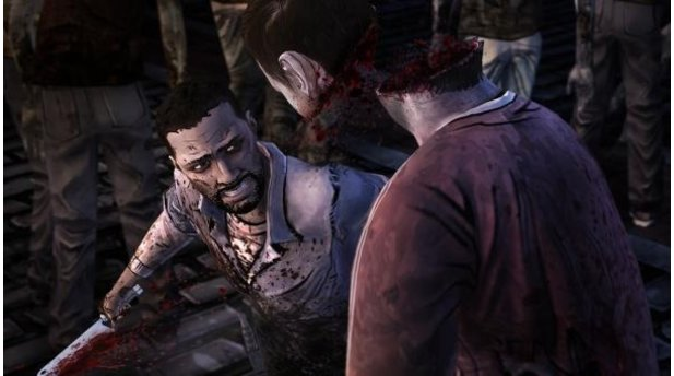 <b>The Walking Dead: Episode 5</b><br>In No Time Left geht Lee endgültig an seine Grenzen.