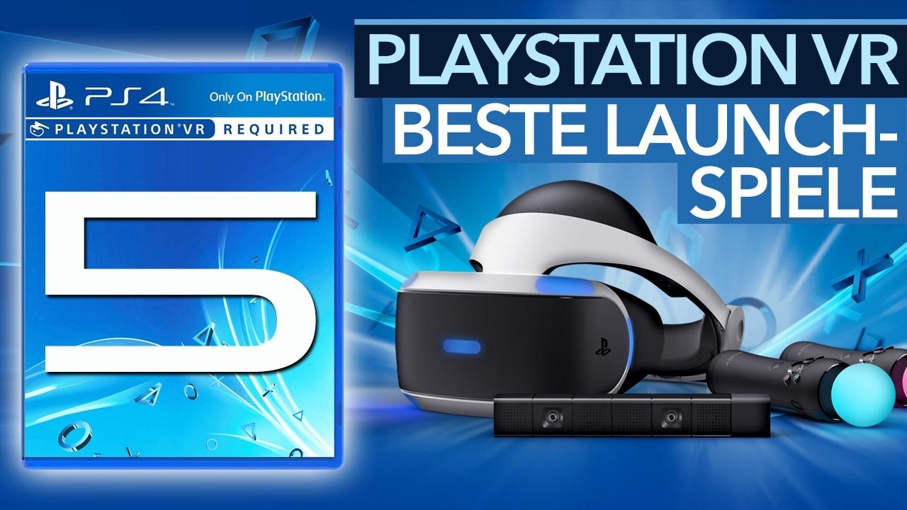 die besten spiele f r playstation vr 5 virtual reality knaller die man zum launch spielen. Black Bedroom Furniture Sets. Home Design Ideas