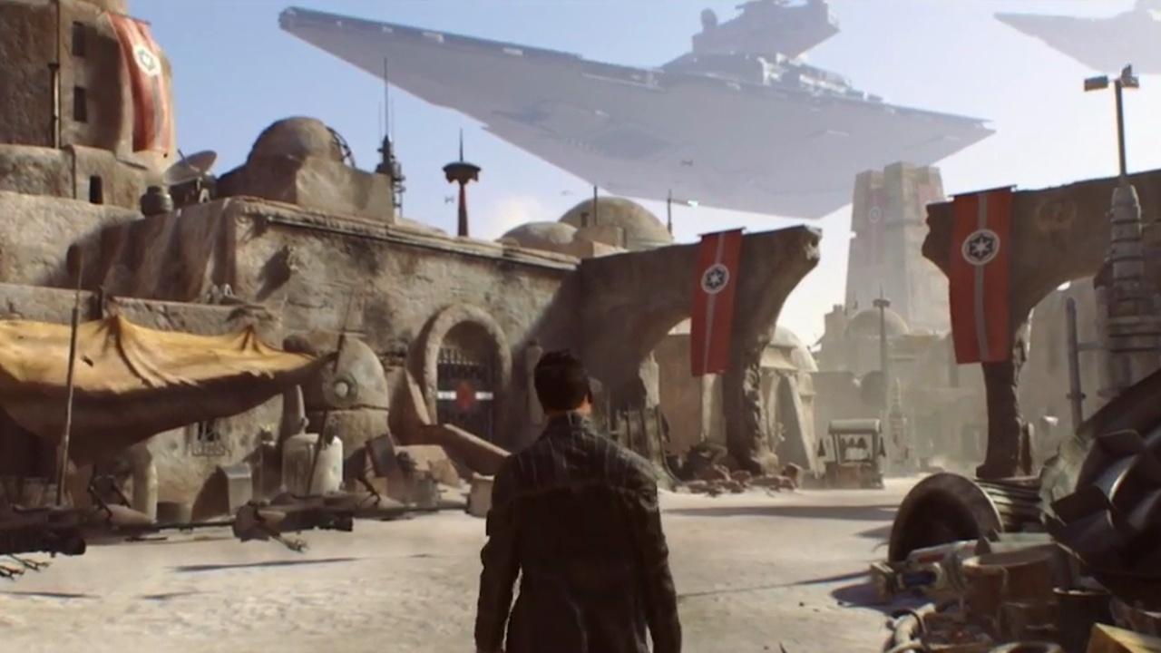 EA macht Visceral Games dicht - Star Wars Action-Adventure verschoben - GamePro