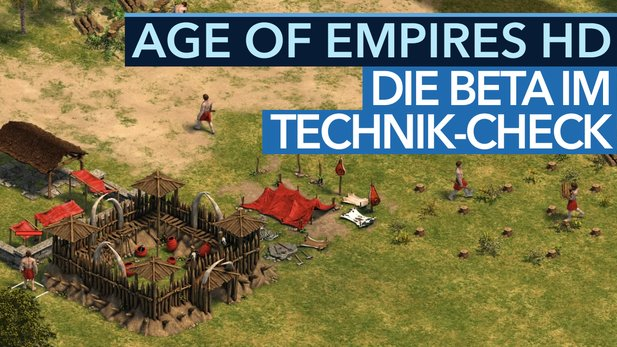 Age of Empires: Definitive Edition - Kuriose Optionsarmut, Bugs und Performance der Closed Multiplayer Beta