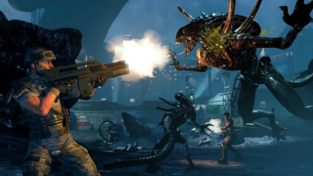 Aliens: Colonial Marines hatte bei Release viele Probleme.