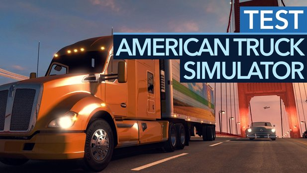 American Truck Simulator - Test: Quer durch die USA