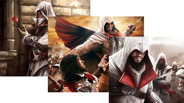 Assassins's Creed: Brotherhood Wallpaper :