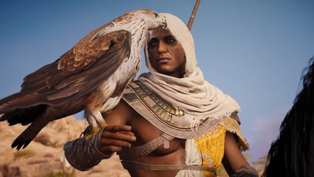 Assassin's Creed: Origins - Fünf Minuten Gameplay im neuen Walkthrough Trailer