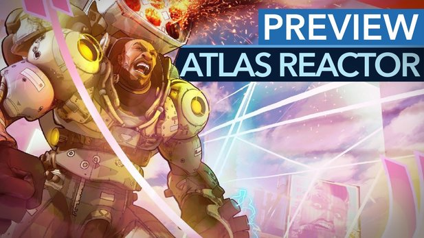 Atlas Reactor - Preview-Video: Overwatch trifft XCOM trifft MOBA