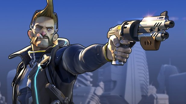 Atlas Reactor spendiert uns ein interaktives Story-Element.