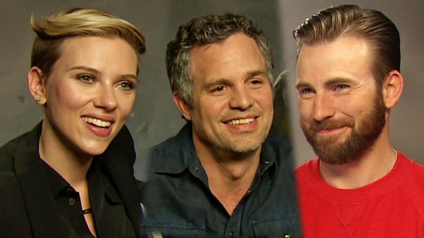 Avengers: Age of Ultron - Die Avengers im Interview