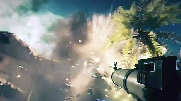 Gameplay-Trailer von Battlefield 3