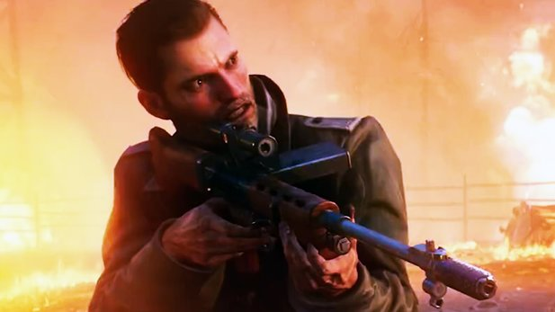 Battlefield 5: Firestorm - Trailer: So gut sah Battle Royale noch nie aus