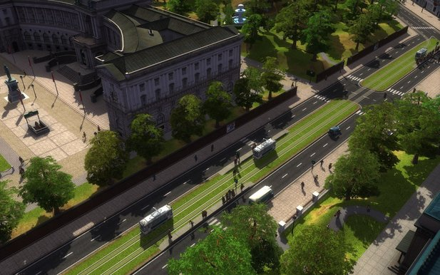 Paradox Interactive verschenkt eine Steam-Version von Cities in Motion an alle seine Newsletter-Abonnenten.