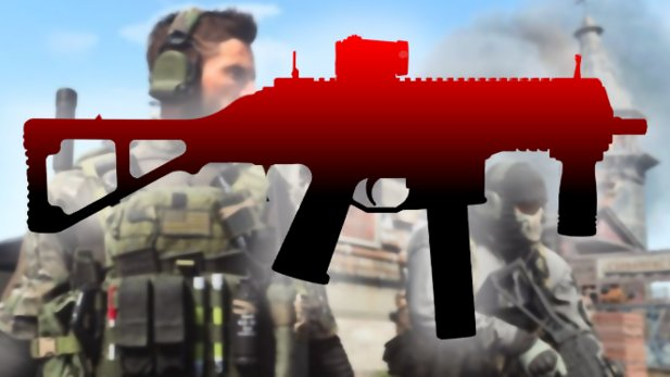 Is the new SMG coming with Season 4 from CoD: Modern Warfare?