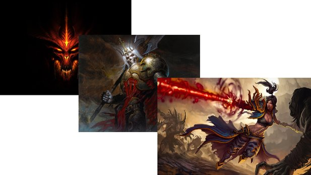 Diablo 3 Wallpaper : Diablo 3 Wallpaper