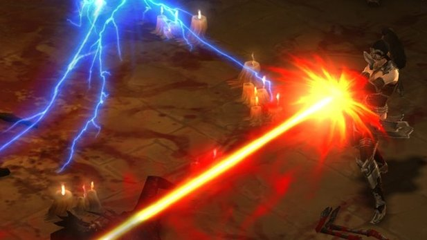 Gameplay-Video von Diablo 3