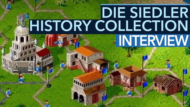 Die Siedler: History Collection - Interview: »Das Schwerste war, Windows 10 zwei Mäuse beizubringen«