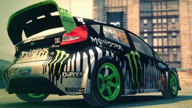 Gymkhana-Trailer zu DiRT 3
