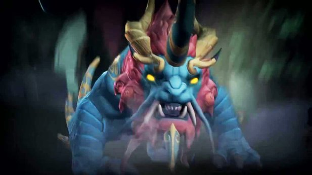 Dota 2 - Render-Trailer zum »Bloom Festival«