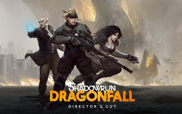 Das Shadowrun-Returns-Add-On Dragonfall erscheint noch als »Director's Cut«.