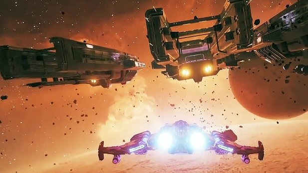 Everspace - Gameplay aus der Early-Access-Version