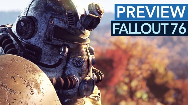 Fallout 76 - Preview-Video: Krieg wird wieder anders