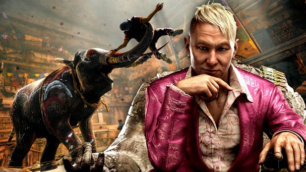 Far Cry 4 - Vorschau-Video zum Open-World-Shooter