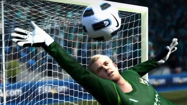 Test-Video von FIFA 12