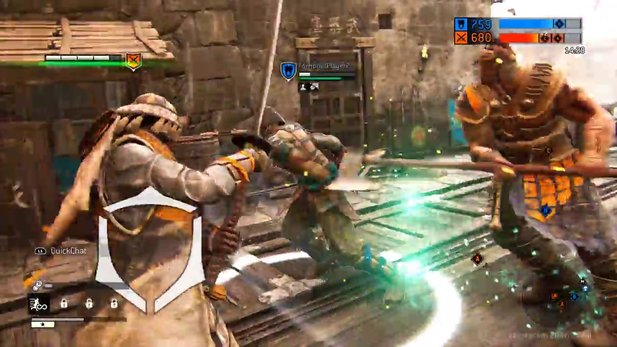 For Honor - Gameplay-Trailer zeigt Kampfszenen mit neuen Helden