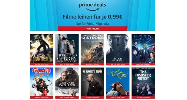 Freitagsfilme Amazon