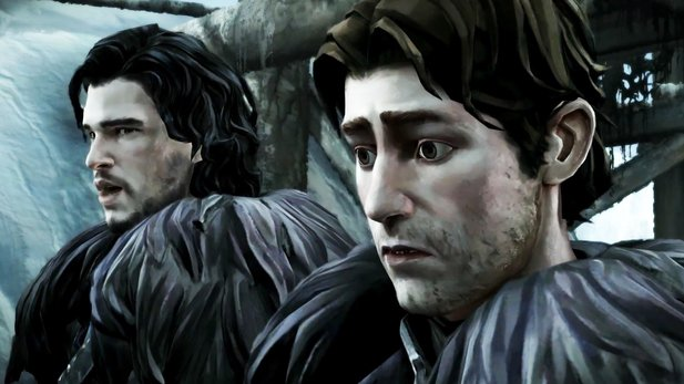 Game of Thrones: A Telltale Games Series - Vorschau-Trailer: Jon Snow & Co in Episode #2 The Lost Lords